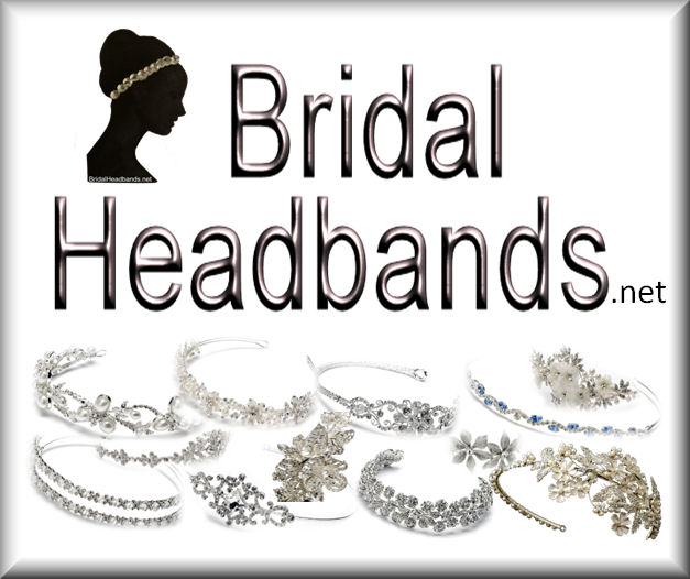 Bridal headbands .net